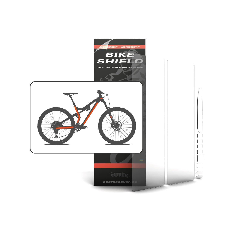 Bikeshield fullpack 31
