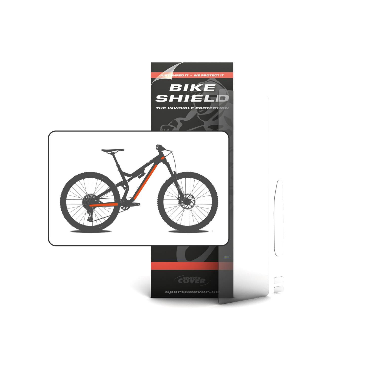 Bikeshield halfpack 28