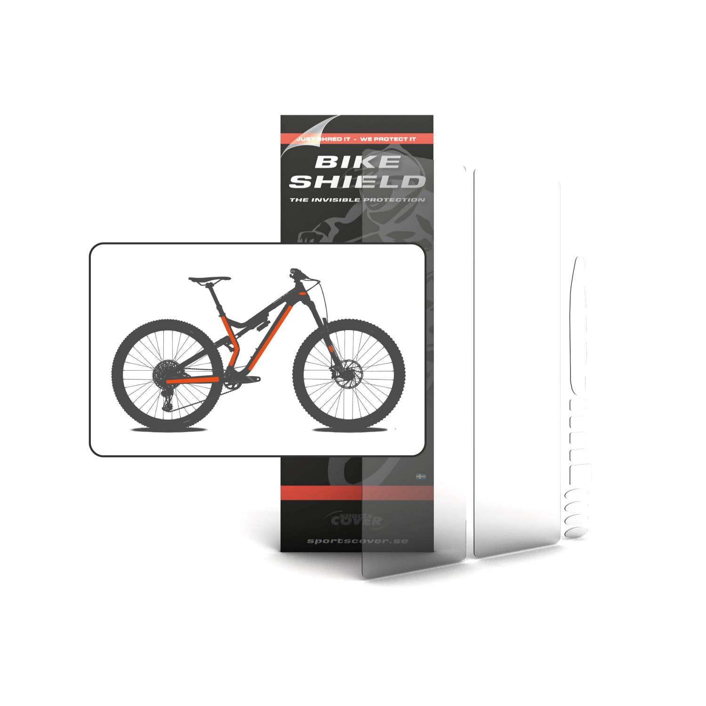 Bikeshield oversized 34