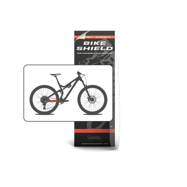 Bikeshield chainstay 25